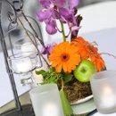 130x130 sq 1351653702480 weddingcenterpiecesamberoceantindallcenterpieces