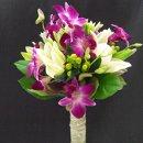 130x130 sq 1314395473735 orchidslilieshypericumbouquet