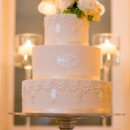 130x130 sq 1394738058949 classic wedding cake with baroque details and pipi