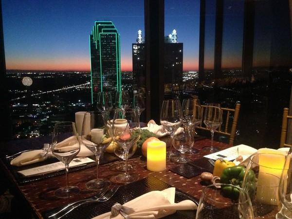 Tower Club - Dallas, TX Wedding Venue
