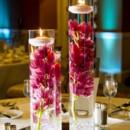 130x130 sq 1372716025156 newport beach marriott wedding teal up lights 681x1024