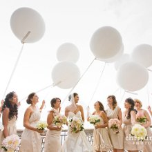 220x220 sq 1361486192604 bridesmaidsbaloonslagunabeachwedding
