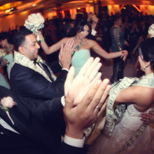220x220 sq 1366843760087 arabic wedding dj amber lighting