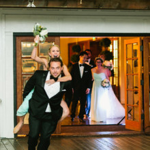 220x220 sq 1427231885303 calamigos wedding bridal party entrance