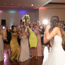 220x220 sq 1445384293726 wedding dj bouquet toss
