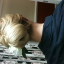 130x130 sq 1367532732851 blonde bun
