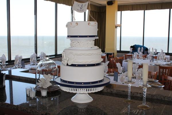 1453052107310 Img2781 Lewes wedding cake