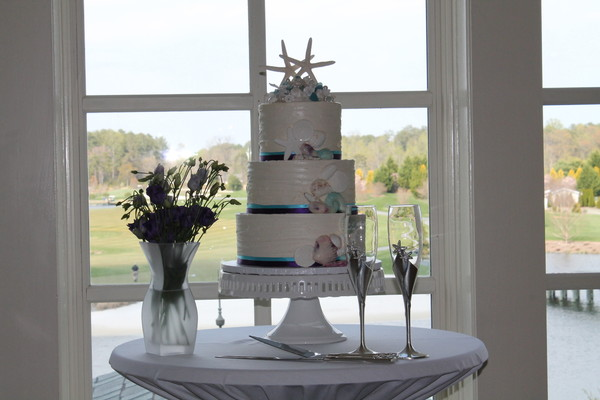 1453053095426 Baywwod Star Lewes wedding cake