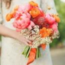 130x130 sq 1399412428123 orange peony wedding bouque