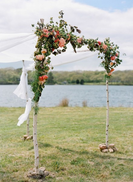 Altar Amp Arch Decor Wedding Ceremony Photos By Stacey Hedman Photography
