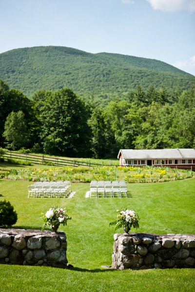 Outdoor Ceremony Ideas Wedding Ceremony Photos By Hendrickson Photography Weddings