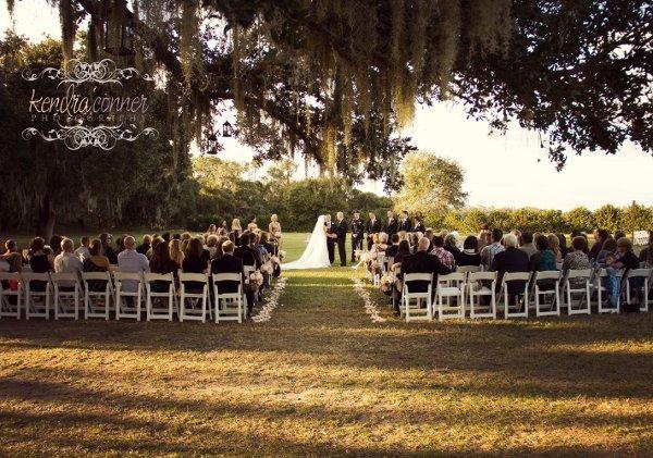 Outdoor Ceremony Ideas Wedding Ceremony Photos By Cross