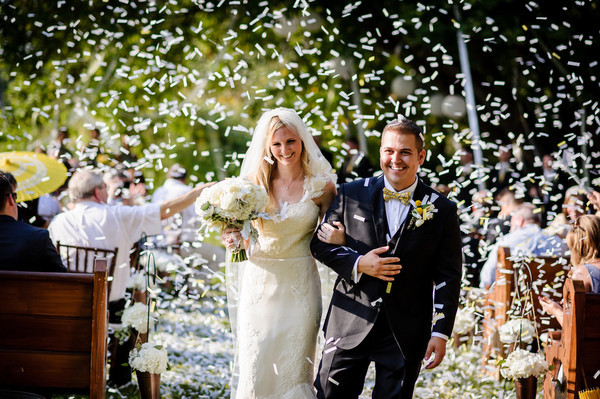 Our Favorite Wedding Recessionals Ceremony Photos By Chicago Photographers