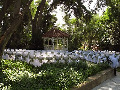 Hidden Oaks - Rancho Cucamonga CA Wedding Venue
