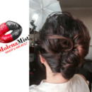 130x130 sq 1415845827667 bridesmaid updo2