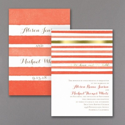 Jacksonville wedding invitations reviews for invitations flaire celebrations stopboris Image collections