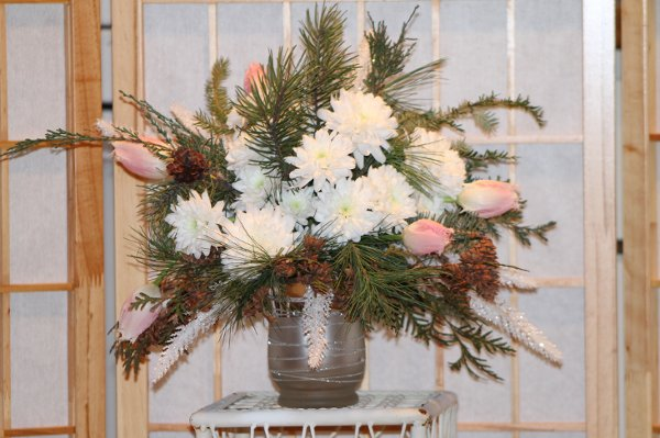 photo 27 of First Comes Love Weddings & Floral Designs