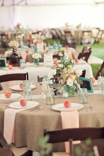 Table Amp Place Setting Ideas Wedding Reception Photos By