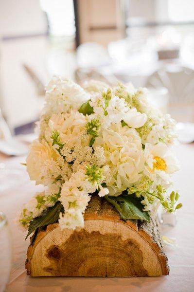 Ideas for centerpieces wedding reception photos by