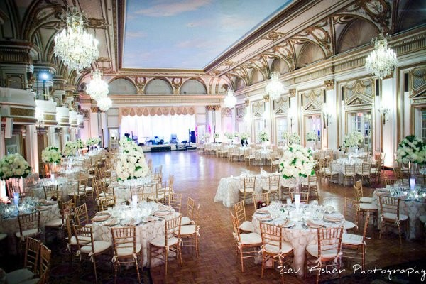 Indoor Reception Ideas Wedding Reception Photos By