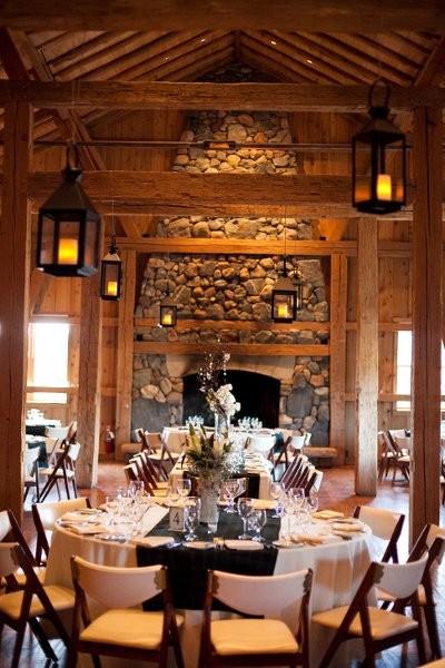 Indoor Reception Ideas Wedding Reception Photos By Poli