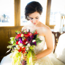 130x130 sq 1458232191887 bride with flowers in sunroom