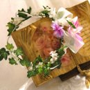 130x130 sq 1231397018328 flowergirlheadpiece1