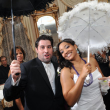 220x220 sq 1402692810562 bride and groom second line