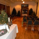 130x130 sq 1371072451807 moore gerlt ceremony and reception christmas trees 2