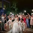 130x130 sq 1513109590 af4df7227a1a2e7d 50 bull valley golf club chicago wedding sparklers