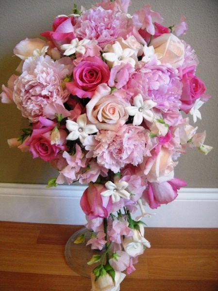 wedding flowers and bouquets pink white bouquet summer wedding flowers photos 9528