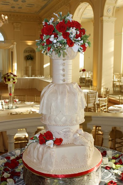 1277838718076 Atlantaweddingcakejacqulin Forest Park  wedding cake