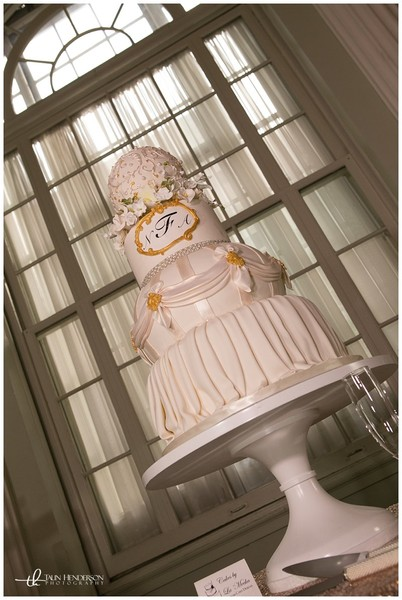 1420678562140 Biltmore Ballroom Weddings 4160 Forest Park  wedding cake