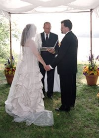 photo 1 of N H Wedding Minister,  David Tomkinson