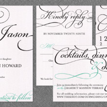 220x220 sq 1372794749038 bella flourish wedding invitation