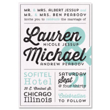 220x220 sq 1372817266675 poster retro graphic typography wedding invitation