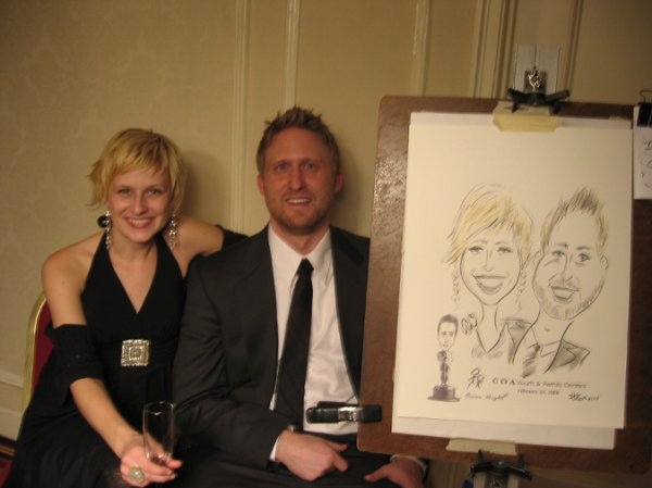 photo 1 of Caricatures & Comedy by Bill Begos