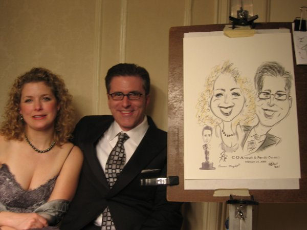 photo 2 of Caricatures & Comedy by Bill Begos