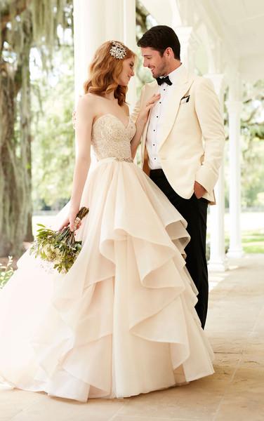 Wedding Dresses For Rent Dublin : Elegant bride dublin oh wedding dress