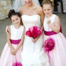 130x130 sq 1466028634428 bride and flower girls