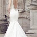 130x130 sq 1421950860352 paloma blanca   gown 4563   back