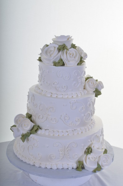 whipped cream wedding cake pictures pastry palace las vegas nv wedding cake 27176