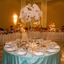 130x130 sq 1213592287773 tabledecorwithcenterpiece