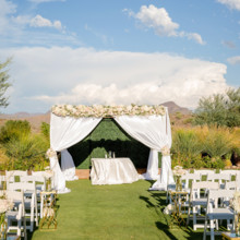220x220 sq 1477510328156 denisse tony ceremony 0002