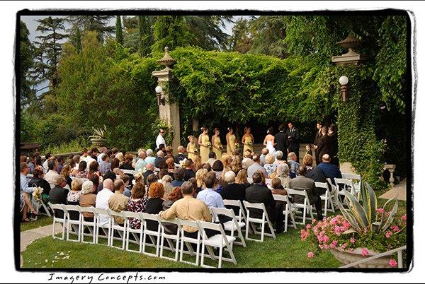 Kimberly Crest House Gardens Redlands Ca Wedding Venue