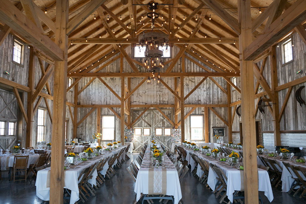 Weston Red Barn Farm Venue Weston Mo Weddingwire