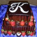 130x130 sq 1376630294945 initial grooms cake