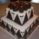 130x130 sq 1376630391825 tuxedo cake