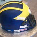 130x130 sq 1421414121906 university of michigan football helmet 1