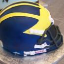 130x130 sq 1421414121906 university of michigan football helmet 1